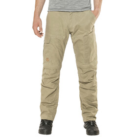 Fjällräven Karl Pro Zip-Off Trousers Men Savanna